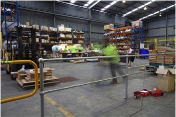 Safety Fencing a